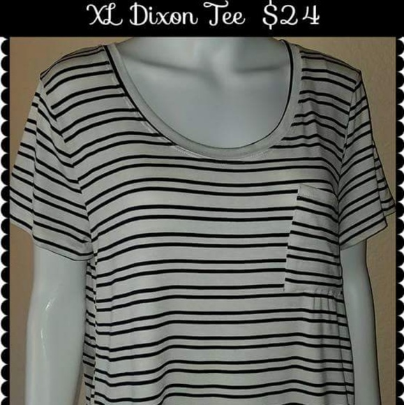 Honey and lace piphany dixon tee NWT